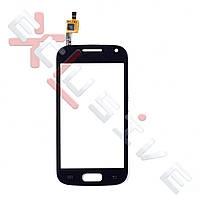 Сенсор (тачскрин) Samsung I8160 Black