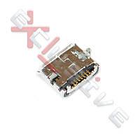 Роз'єм на зарядку Samsung S8500 \ M8910 \ M900 \ I8330 \ B7300