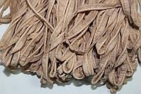 Кант текстильный (50м) бежевый