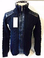 Мужской свитер акрил шерсть оптом
