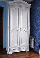 "Дизайнерский шкаф ""Гарфилд"" из массива дуба"