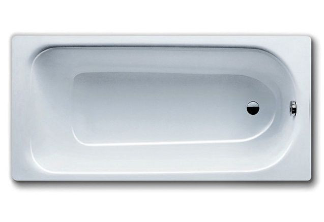 Ванна стальная Kaldewei Eurowa (Form Plus) 160x70 см
