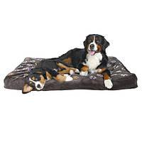 """Лежак для собак """"Jimmy"""", 100х70 см, серый"""