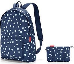 Рюкзак складной Reisenthel AP 4044, синий 14 л