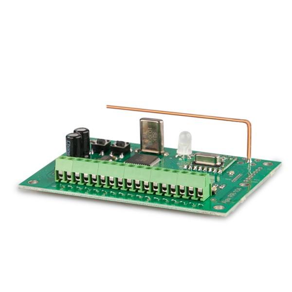 Приемник беспроводных датчиков Ajax RR-104 - Интернет-магазин ТехноБум в Днепре