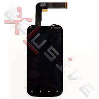 Дисплей HTC Amaze 4G X715e з сенсорним склом
