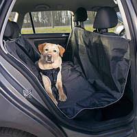 Подстилка для собаки в Автомобиль, 1.45х1.60 м, черная, фото 1