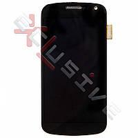 Дисплей Samsung I9250 Galaxy Nexus з сенсорним склом З РАМКОЮ ( ЧОРНИЙ )