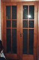 Міжкімнатні дерев'яні двері Луцьк 10