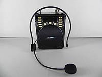 Акустика портативная с головным микрофоном Atlanfa-31, фото 1