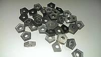 Пластина твердосплавная  пятигранной формы 10114-110408 Т5К10 (Н-30)
