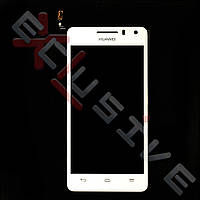 Сенсор (тачскрин) Huawei Ascend G600 U8950 \ U9508 Honor 2 WHITE