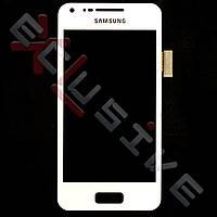 Дисплей Samsung I9070 Galaxy S Advance з сенсорним склом (БІЛИЙ)