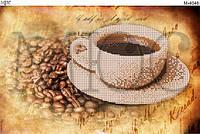"""Схема для вышивки бисером """"Кофе (2)"""""""