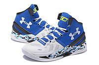 Баскетбольные кроссовки Under Armour Curry 2 Haight Street, фото 1