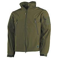 Куртка, ветровка Soft Shell, Scorpion, MFH, olive