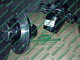 Вал 815-085C прив. колеса ось 201-003D з/ч Great Plains SPINDLE SGL 1.75X10.72 вісь 815-085с шпиндель, фото 4