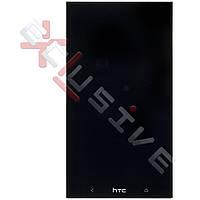 Дисплей HTC One Max 803n з сенсорним склом