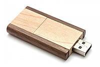 Оригинальная деревянная флешка Раскладушка