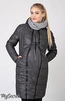 Куртка пальто зимнее для беременных, фото 3