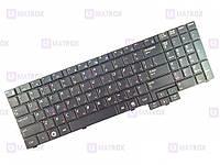 Оригинальная клавиатура для ноутбука Samsung NP R620, NP R717, NP R719, NP RV508 series, black, ru