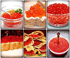 Красная Икра к Новому году!