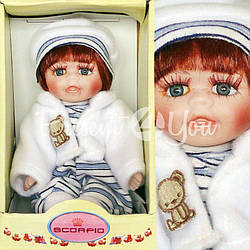Сувенирная кукла 'Лиана'