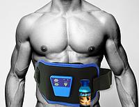Оригинальный пояс-миостимулятор Ab Gymnic для похудения, американского производства.