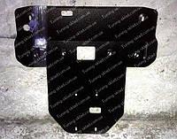 Защита двигателя Мерседес С-Класс W203 (стальная защита поддона картера  Mercedes  C-Class W203)