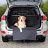 Автомобильная подстилка для собаки 1.64х1.25 м, черный