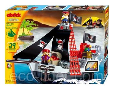 """Конструктор """"Піратський корабель"""" з людьми, 29 елем., 18 міс. +"""