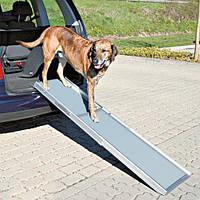 Пандус для а/м багажника 1 - 1,8м х 43см, для собаки весом до 120кг