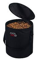 Сумка для корма, на 10 кг, черн.