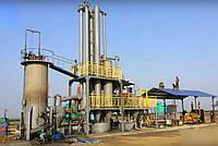 Установка газифицирующая на биомассе HQ-LX 1500/240-320 м³