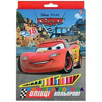 Набор цветных карандашей 18цв. 1вересня 290241
