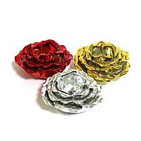 Подсвечник Роза, 2 цвета