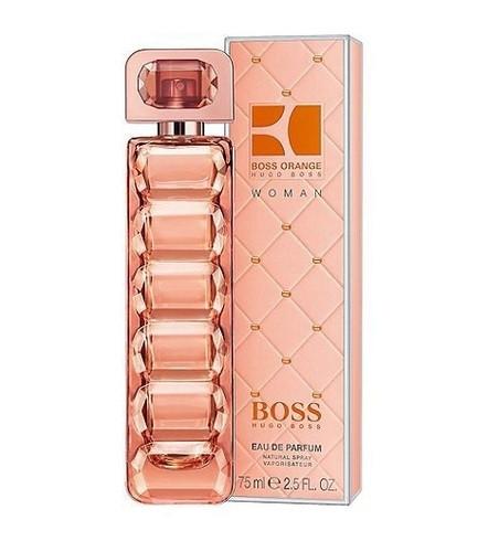 Hugo Boss Boss Orange Eau de Parfum парфюмированная вода 75 ml. (Хуго Босс Босс Оранж Еу Де Парфюм)