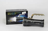 Фонарь ручной Bailong BL T801, светодиодный фонарик прожектор