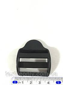 Перетяжка пластиковая трехщелевая 32 мм