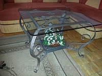 Современная кованая мебель один из нестандартных и уникальных подходов к дизайну дома.