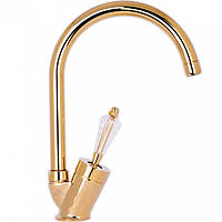 Кухонный смеситель Venezia Diamond Gold 5010202