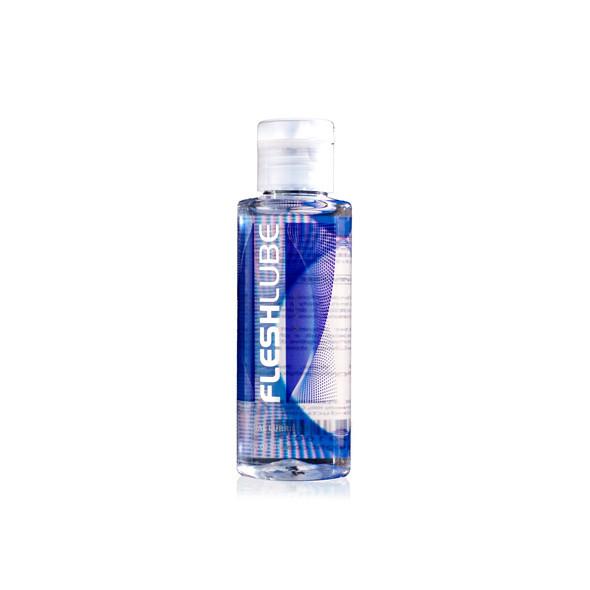 Интимная гель смазка нейтральная Fleshlube Water 100 ml