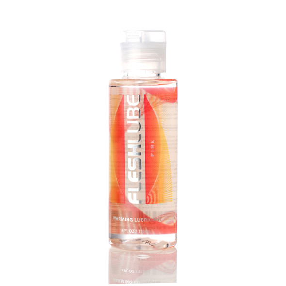 Смазка интимная согревающая Fleshlube Fire 100 ml
