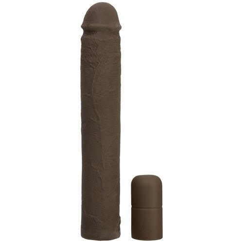 Удлиняющая насадка для пениса  Xtend It Kit Black UR3