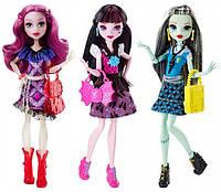 Кукла Фрэнки Штейн Monster High Mattel Новая класика в асс. (DNW97-3)
