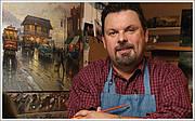 Томас Кинкейд: картины по номерам с его рисунками