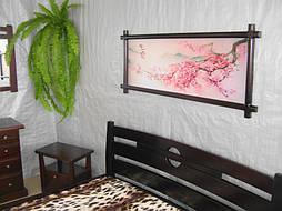 """Кровать """"Грета Вульф"""" из массива дерева - дуб. 2"""