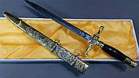 Нож Сувенирный Генеральский Элитный, крестообразная рукоять