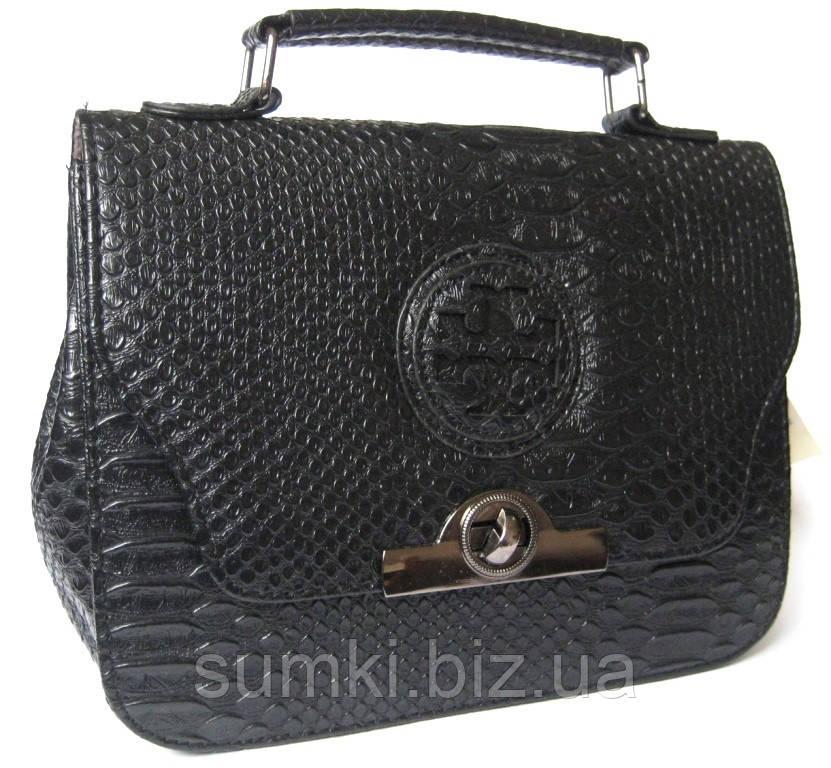 Черная сумка TORY BURCH