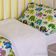 Комплект детского белья SoundSleep Cartoon elephantRan-101-1 Детский комплект